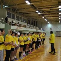 Teljes kerettel és gőzerővel készül a Hufbau-Akker KNKSE a bajnokság nyitányára