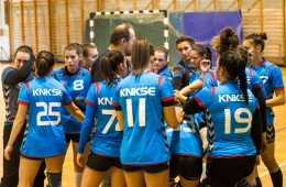 KNKSE – Csepel DSE ifi mérkőzés (2017.10.29.)