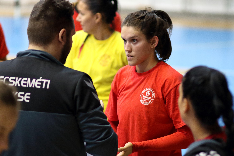 Új játékossal bővült a Hufbau – Akker Kecskeméti NKSE kerete