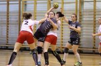 KNKSE-Budaörs Handball ifi mérkőzés (2018.02.21.)