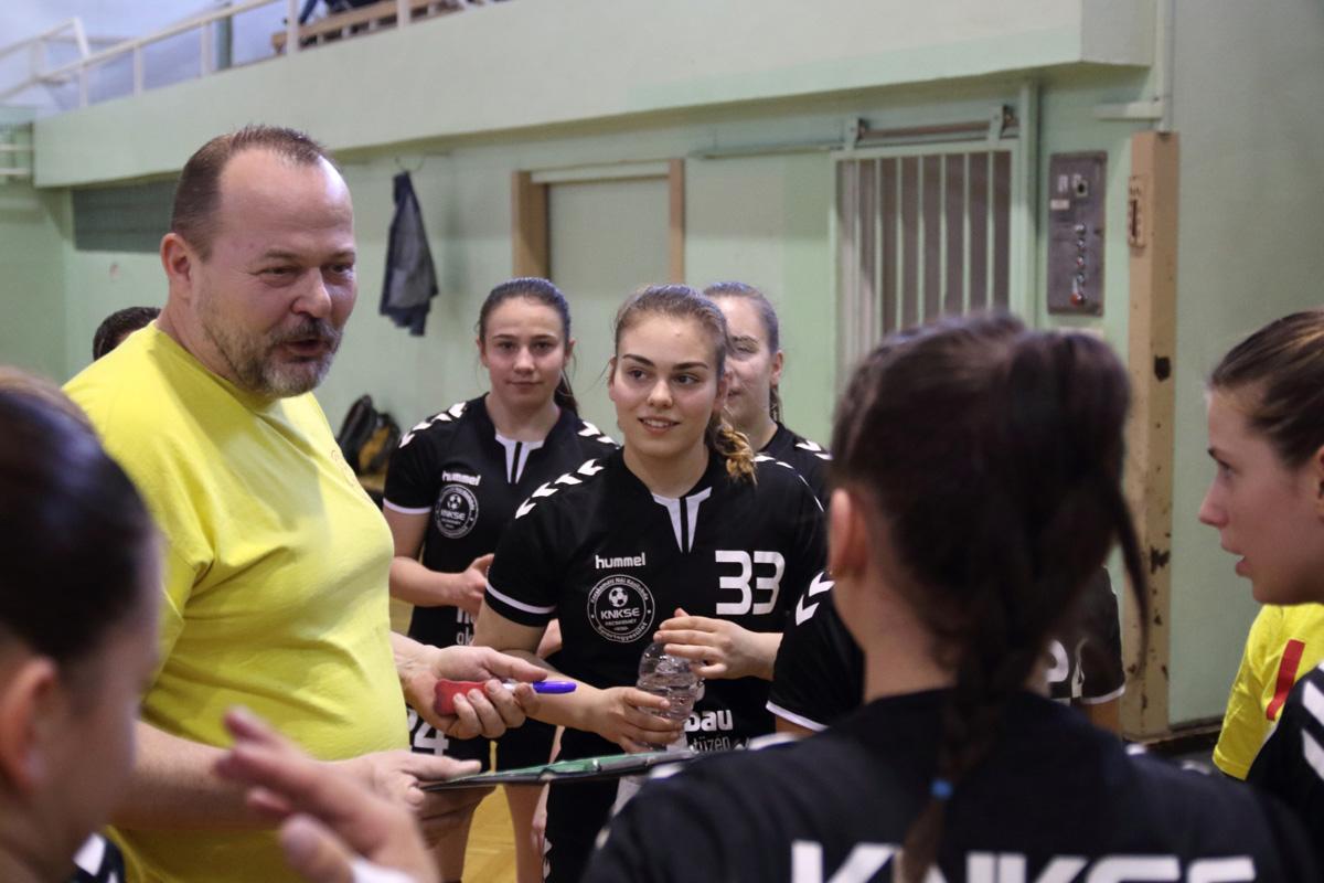 Ifjúsági csapatunk továbbra is az első osztályban játszik