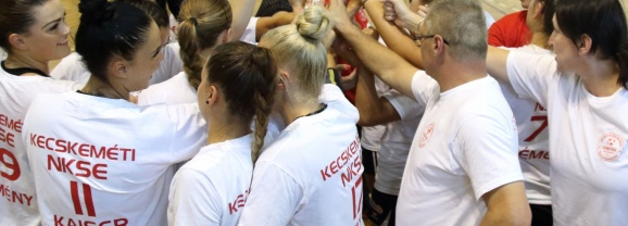 Hazai pályán is nyert a KNKSE a Vasas SC elleni edzőmeccsen